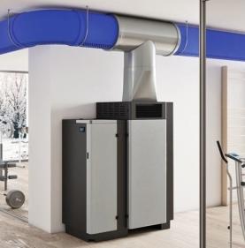 generatori di aria calda 2