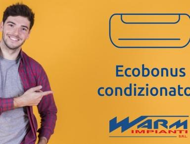 ecobonus 2020 | Warm Impianti